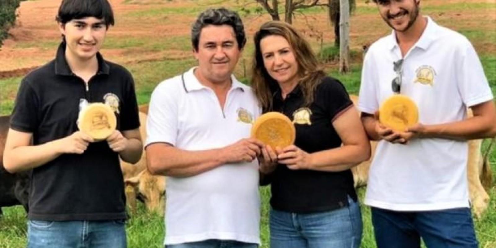 Com ajuda das redes sociais, produtora de queijo do Triângulo Mineiro registra 400% de crescimento nas vendas